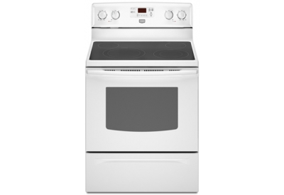 Maytag - MER7765WW - Electric Ranges