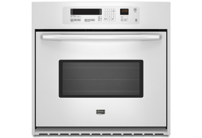Maytag - MEW7530WDW - Single Wall Ovens