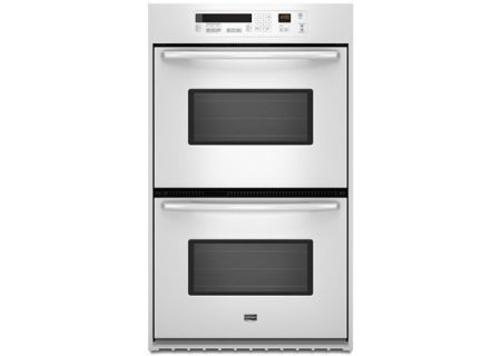 Maytag - MEW7630WDW - Double Wall Ovens