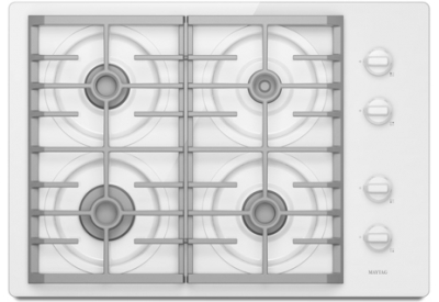 Maytag - MGC7630WW - Gas Cooktops
