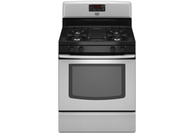 Maytag - MGR7662WS - Gas Ranges