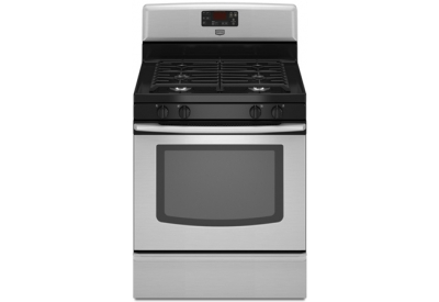 Maytag - MGR7665WS - Gas Ranges