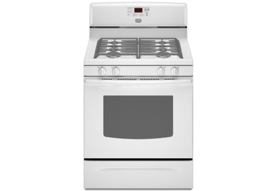 Maytag - MGR7665WW - Gas Ranges