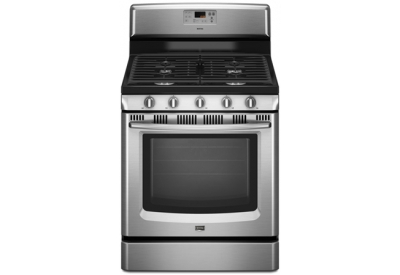 Maytag - MGR8670WS - Gas Ranges