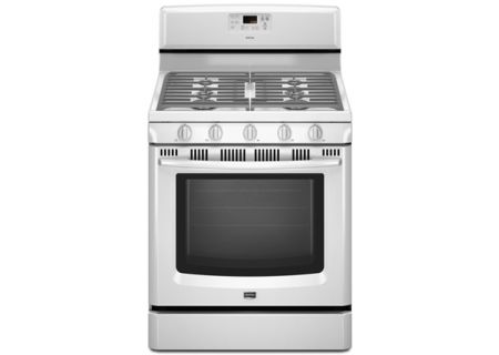 Maytag - MGR8670WW - Gas Ranges