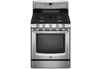 Maytag - MGR8772WS - Gas Ranges