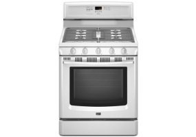 Maytag - MGR8772WW - Free Standing Gas Ranges & Stoves
