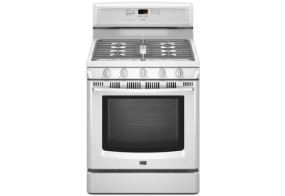 Maytag - MGR8772WW - Gas Ranges