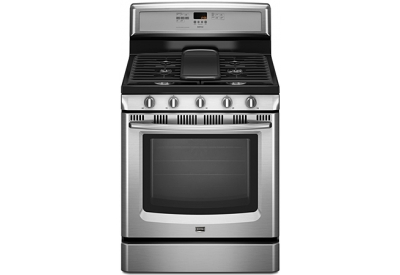 Maytag - MGR8875WS - Gas Ranges