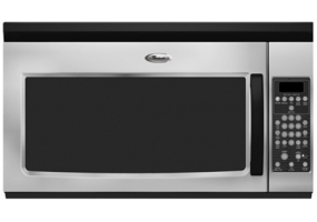 Whirlpool - MH1160XSD - Microwave Ovens & Over the Range Microwave Hoods