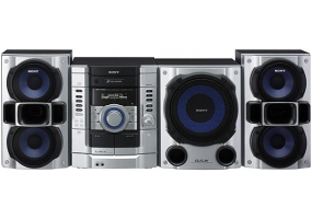 Sony - MHC-GX570XM - Mini Systems