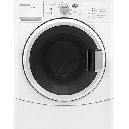Maytag Epic Z White Front Load Washer Mhwz400tq Abt