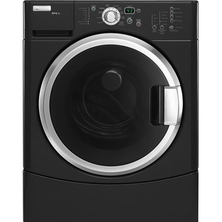 Maytag Epic Z Black Front Load Washer Mhwz600tb Abt