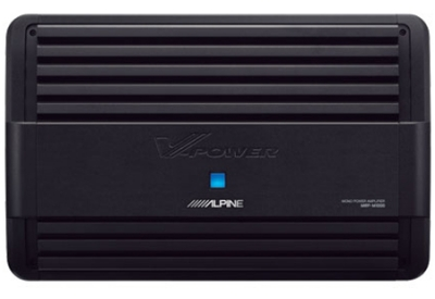 Alpine - MRP-M1000 - Car Audio Amplifiers