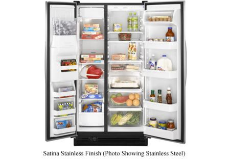 Maytag - MSD2550VEU - Side-by-Side Refrigerators