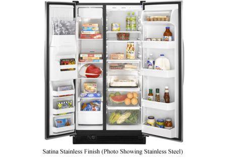 Maytag - MSD2550VEU - Side-by-Side Refrigerators