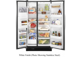 Maytag - MSD2550VEW - Side-by-Side Refrigerators