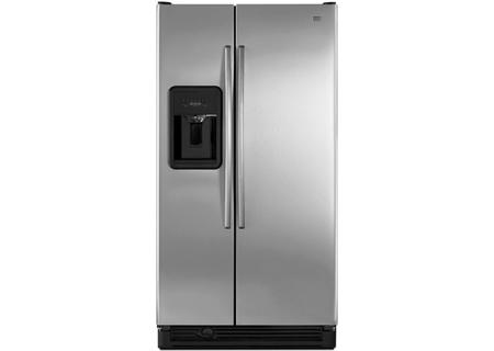 Maytag - MSD2572VEA - Side-by-Side Refrigerators