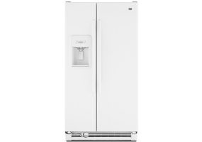 Maytag - MSD2572VEW - Side-by-Side Refrigerators
