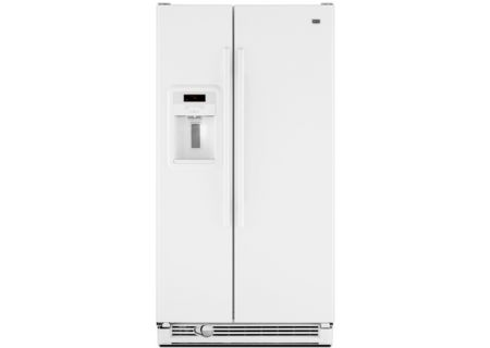 Maytag - MSD2574VEW - Side-by-Side Refrigerators
