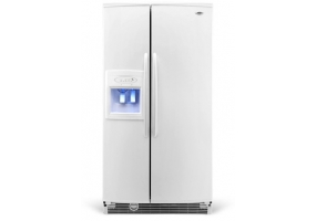 Maytag - MSD2669KEW - Side-by-Side Refrigerators