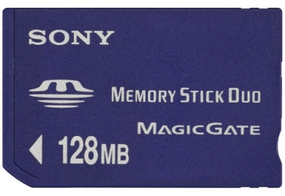 Sony - MSHM128A - Memory Cards