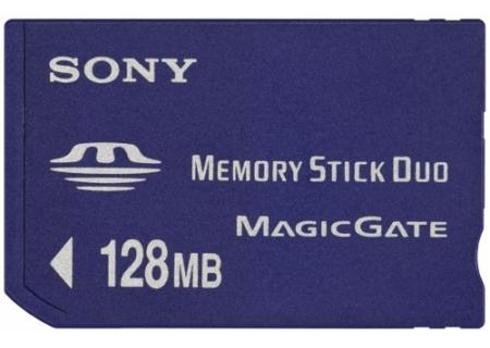 Sony - MSHM128A - Memory Cards