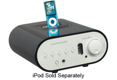 Peachtree Audio - MUSICBOX - iPod Docks