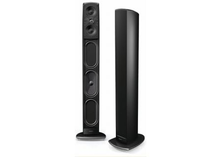 Definitive Technology SuperTowers Gloss Black Floor Standing Speaker - Mythos STS