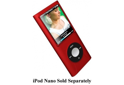 Ifrogz - N4GWRAPZRED - iPod Cases