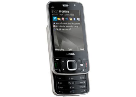 AT&T Wireless - N96 - Cell Phones