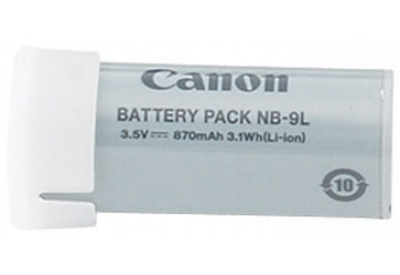 Canon - 4722B001 - Digital Camera Batteries and Chargers