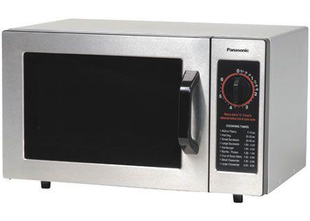 Panasonic - NE-1024F - Commercial Microwaves