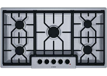 Bosch - NGM5654UC - Gas Cooktops