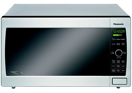 Panasonic - NN-SD667S - Countertop Microwaves