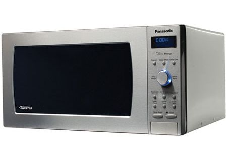 Panasonic - NNSD787S - Built-In Microwaves With Trim Kit