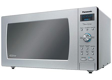 Panasonic - NN-SD797S - Microwaves