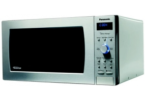 Panasonic - NN-SD987SB - Microwave Ovens & Over the Range Microwave Hoods