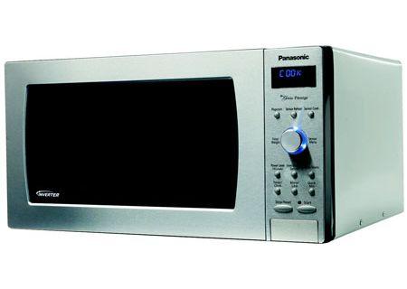 Panasonic - NN-SD987SB - Countertop Microwaves