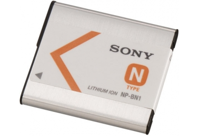 Sony - NP-BN1 - Digital Camera Batteries and Chargers