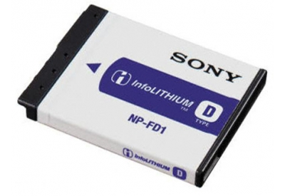Sony - NP-FD1 - Digital Camera Batteries and Chargers