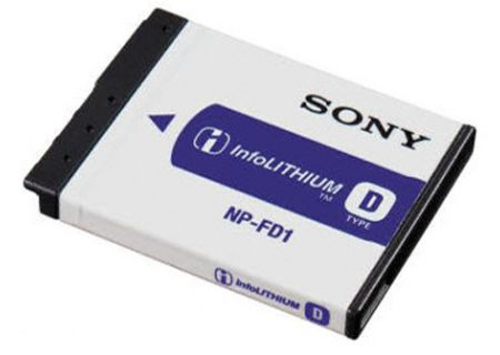 Sony - NP-FD1 - Digital Camera Batteries & Chargers