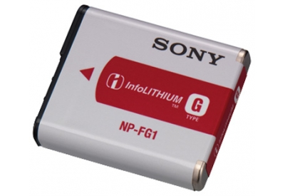 Sony - NP-FG1 - Digital Camera Batteries and Chargers