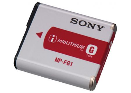 Sony - NP-FG1 - Digital Camera Batteries & Chargers