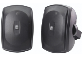 Yamaha - NS-AW190BL - Outdoor Speakers