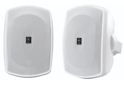 Yamaha - NS-AW190WH - Outdoor Speakers