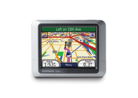 Garmin - 010-00621-10 - Portable GPS Navigation