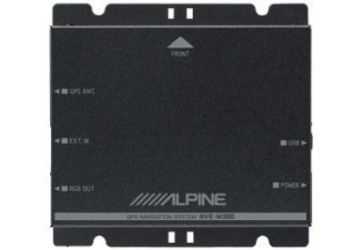 Alpine - NVE-M300 - Portable GPS Navigation