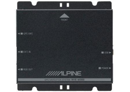 Alpine - NVE-M300 - Portable GPS Navigation