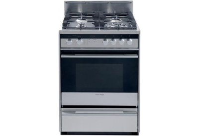 Fisher & Paykel - OR24SDMBGX1 - Gas Ranges